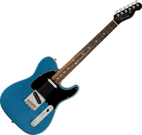 Guitare électrique solid body Fender American Professional Telecaster Ltd (USA, EB) - Lake placid blue