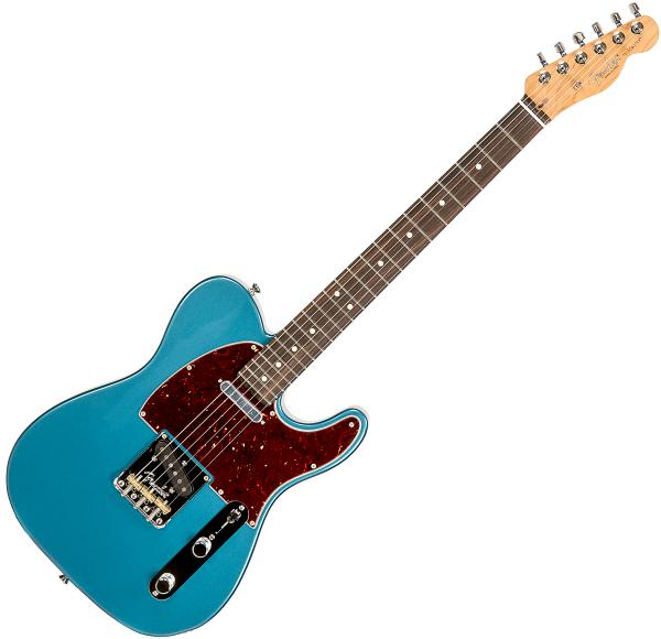 Guitare électrique solid body Fender American Professional Telecaster Roasted Neck Ltd (USA, RW) - Ocean turquoise