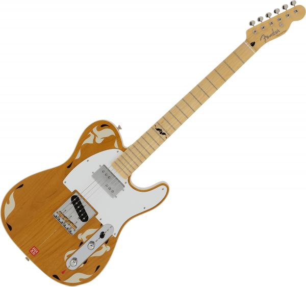 Guitare électrique solid body Fender Made in Japan Art Gallery Collection Telecaster MHAK - Natural