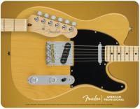Tapis de souris Fender Telecaster Mouse Pad - Butterscotch Blonde