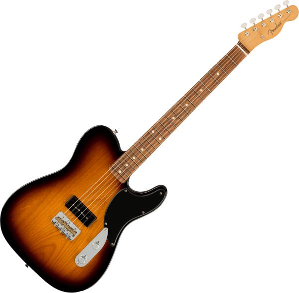 Guitare électrique solid body Fender Noventa Telecaster (MEX, PF) - 2-color sunburst