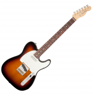 Guitare électrique solid body Fender Telecaster Classic Player Baja '60s (MEX, RW) - 3-color sunburst