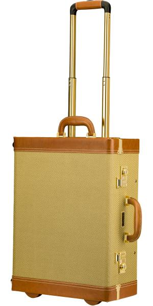 Sac à dos publicitaire Fender Tweed Rolling Luggage Case with Telescoping Handle