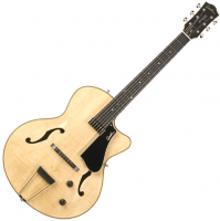 Guitare électrique caisse jazz Godin 5th Avenue Jazz +TRIC - Natural flame hg