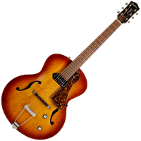 5th Avenue Kingpin P90 +case - Cognac burst