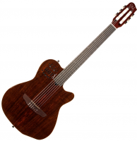 Multiac Nylon ACS Rosewood +bag - Natural