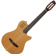Godin Multiac Nylon Grand Concert SA +bag - Natural