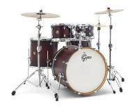 CM1-E825-SDCB Catalina Maple Stage 22 - 5 fûts - Satin deep cherry burst