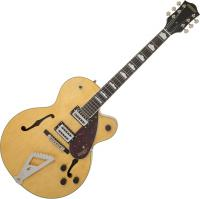 Guitare électrique hollow body Gretsch G2420 Streamliner Hollow Body with Chromatic II - Village amber