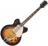 Guitare électrique hollow body Gretsch G2627T 3PU Streamliner Center Block Bigsby FRS Ltd - Sunburst
