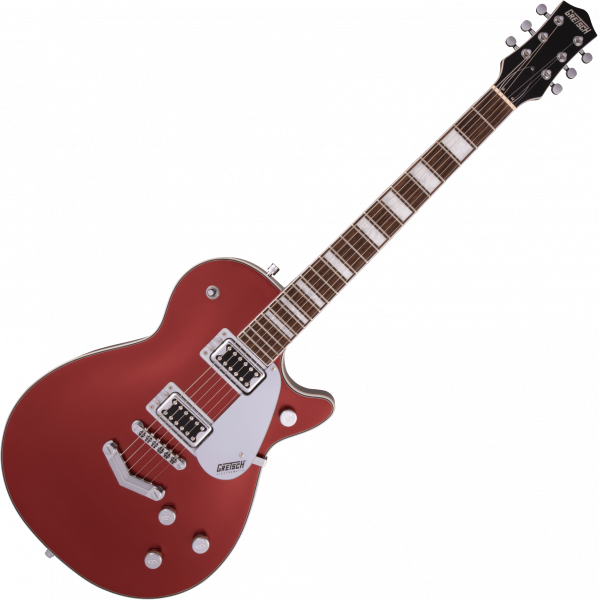 Guitare électrique solid body Gretsch G5220 Electromatic Jet BT V-Stoptail - Firestick red