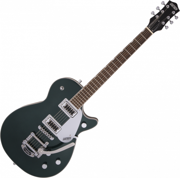 Guitare électrique solid body Gretsch G5230T Electromatic Jet FT Single-Cut Bigsby - Cadillac green