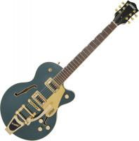 Guitare électrique hollow body Gretsch G5655TG Electromatic Center Block Jr. - Cadillac green