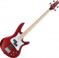 Basse électrique solid body Ibanez SRMD200 CAM SR Mezzo (MN) - Candy apple matte