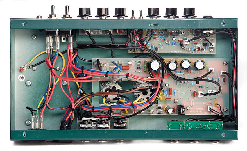 TSA15 Tube Screamer Amplifier