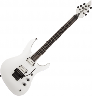 Guitare électrique solid body Jackson Chris Broderick Soloist Pro 6 - Snow white