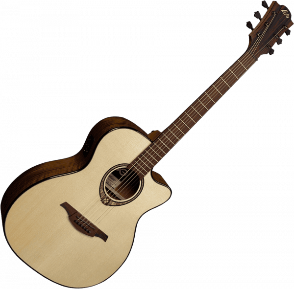 Guitare folk & electro Lag Tramontane T318ACE - Natural
