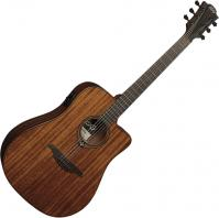 Guitare folk Lag Tramontane T98DCE - natural