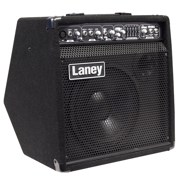 Combo ampli acoustique Laney Audiohub AH80