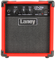 Combo ampli basse Laney LX10B - Red