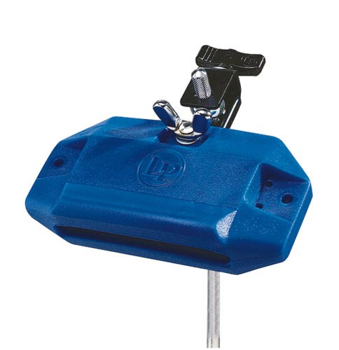 Block Latin percussion Jam Block High Pitch Bleu - LP1205