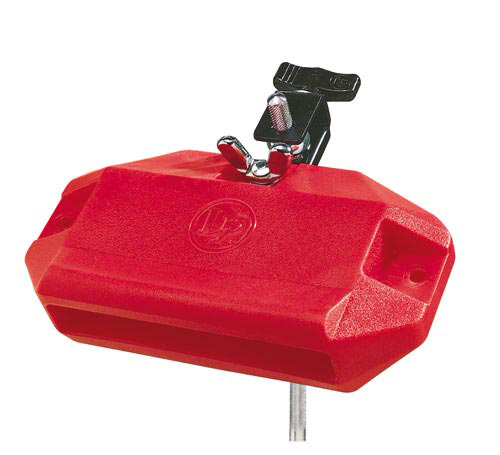 Block Latin percussion Jam Block Medium Pitch Rouge - LP1207