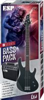 Pack basse electrique Ltd Bass Pack B-15 - black - Black