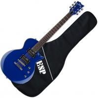 Pack guitare électrique Ltd EC-10 Kit +ESP bag - Blue