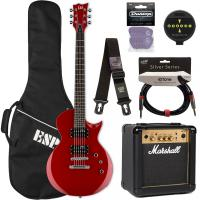 EC-10 KIT Pack +Marshall MG10 +Accessoires - Red