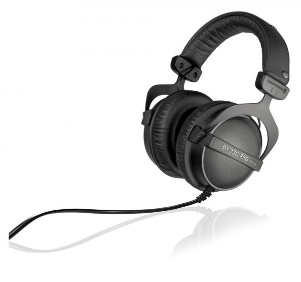 Casque studio & dj Beyerdynamic DT 770 Pro (32 Ohms) - Black