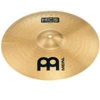 Cymbale crash Meinl HCS Medium Crash - 16 pouces