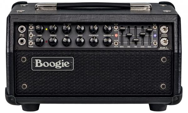 Tête ampli guitare électrique Mesa boogie Mark V Twenty Five - Black Taurus