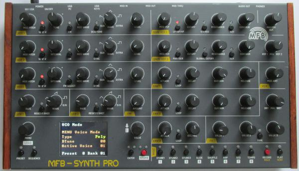 Expandeur Mfb SYNTH PRO