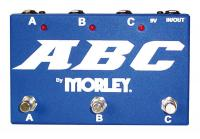 Footswitch & commande divers Morley ABC Switcher / Selector