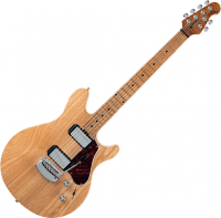 Guitare électrique solid body Music man James Valentine Tremolo Signature (MN) - Satin natural