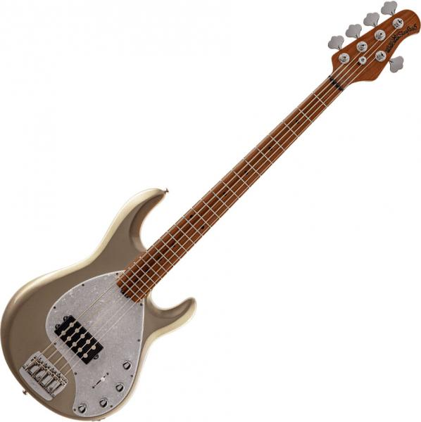 Basse électrique solid body Music man StingRay5 Special H MN - Ghostwood