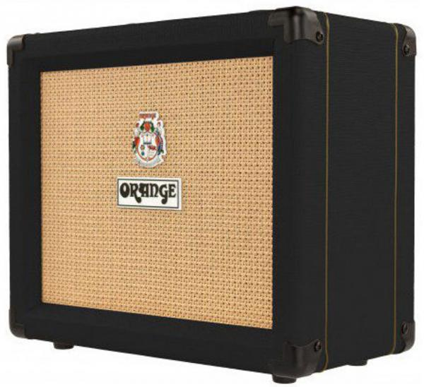 Combo ampli guitare électrique Orange Crush 20 - Black