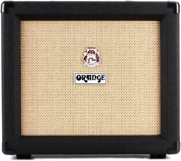 Combo ampli guitare électrique Orange Crush 35RT - Black