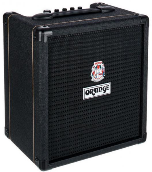 Combo ampli basse Orange Crush Bass 25 - Black