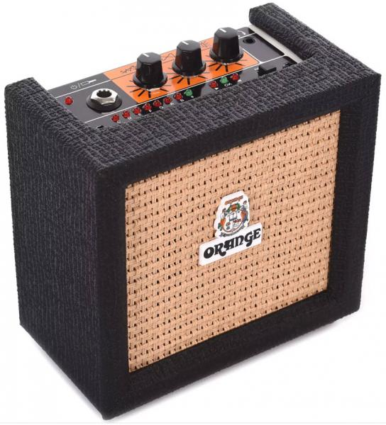 Mini ampli guitare Orange Crush Mini - Black