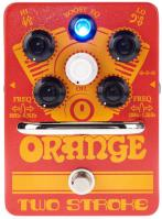 Pédale volume / boost. / expression Orange Two Stroke Boost EQ Pedal