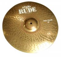 Cymbale crash Paiste Rude Thin Crash 16