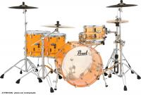 CRB524FPC-732 Crystal Beat 2TB Rock 22 - 4 fûts - Tangerine glass