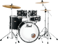 DMP925SC-227 Decade Maple Rock 22 - 5 fûts - Satin slate black