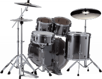 Export Rock 22 - 5 fûts - Smokey chrome