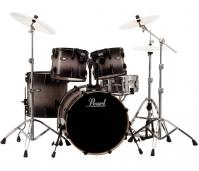 VBL905B 238 Vision Birch Fusion 20 Black Burst - 5 fûts - Black burst
