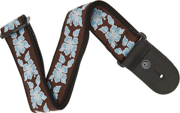 Sangle ukulele & mandoline Planet waves World Woven Guitar Strap Aloha