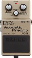 Preampli acoustic Boss AD-2 Acoustic Preamp