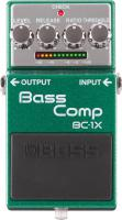 Pédale compression / sustain / noise gate Boss BC-1X Bass Comp