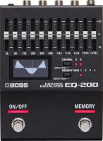 Pédale eq. / enhancer / buffer Boss EQ-200